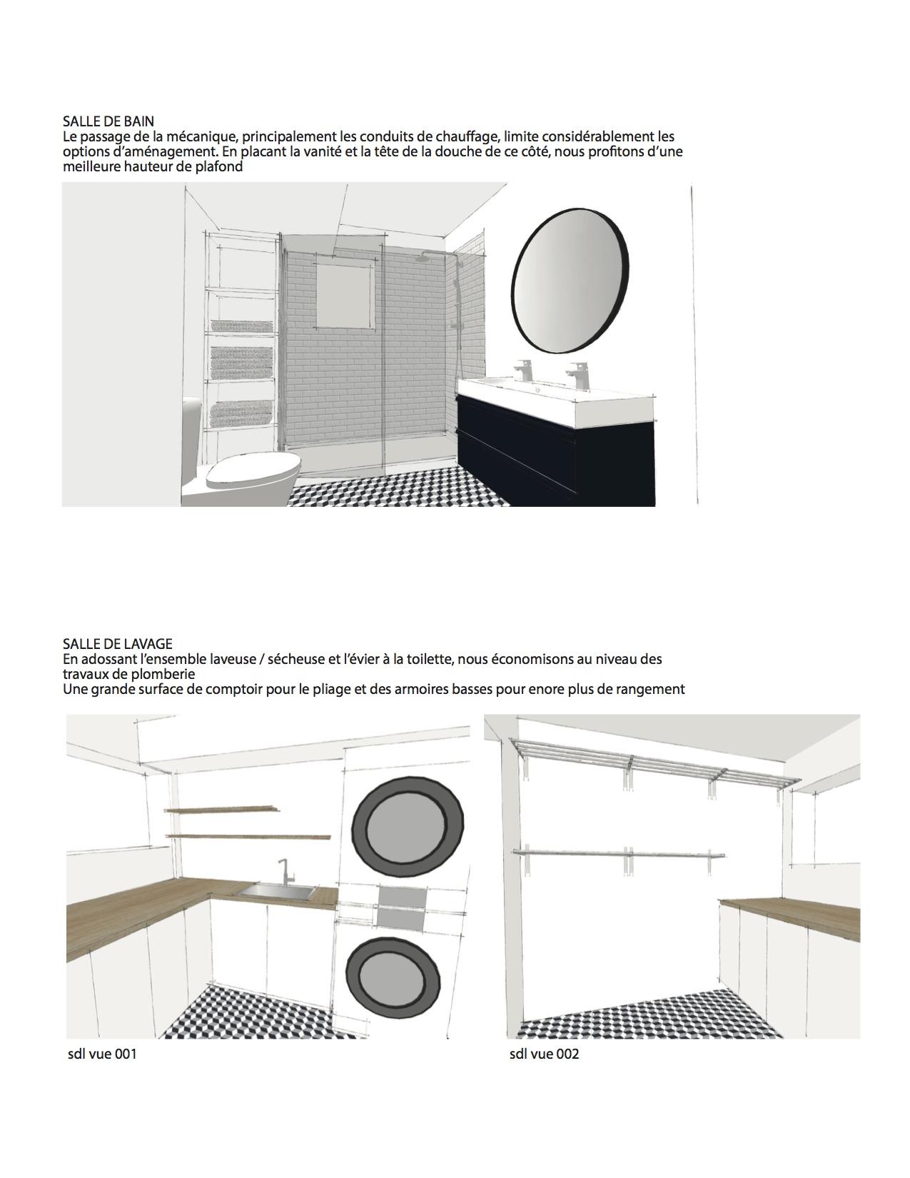 Salle de bain - Les Radieuses