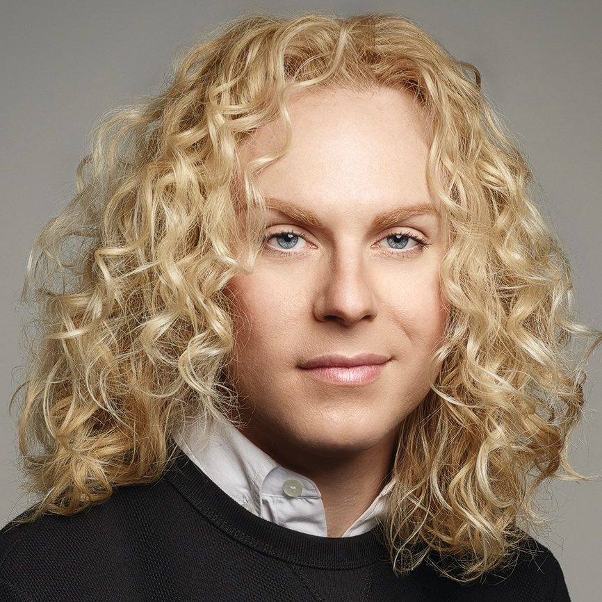 David Vincent, maquilleur de Lise Watier