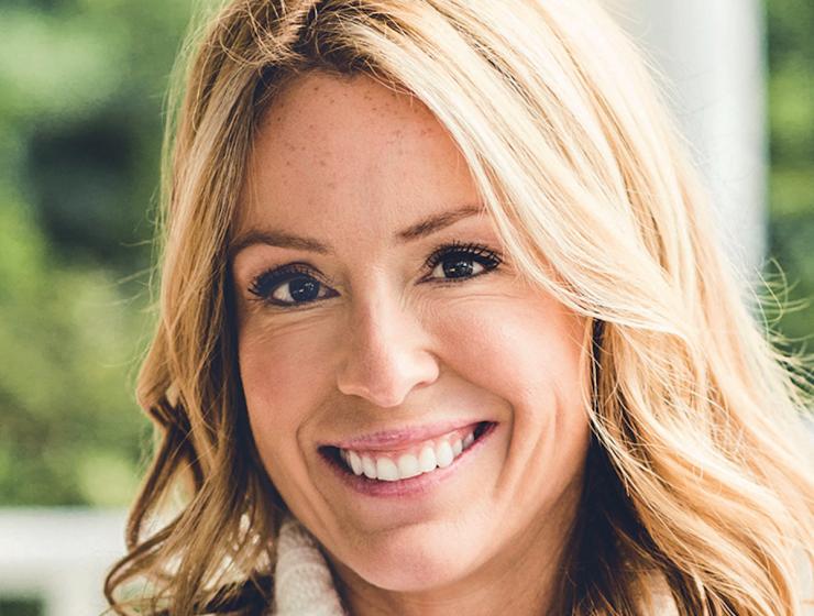 Isabelle Huot, nutritionniste et collaboratrice pour les Radieuses Magazine